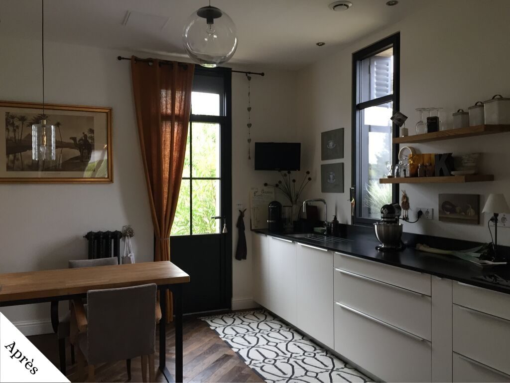 Home staging cuisine à Tours